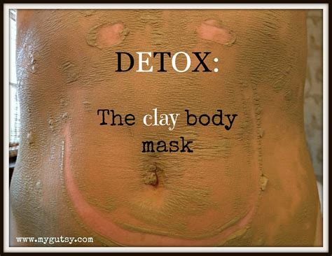 And Clay Detox Bath by How To Detox With A Clay Bath