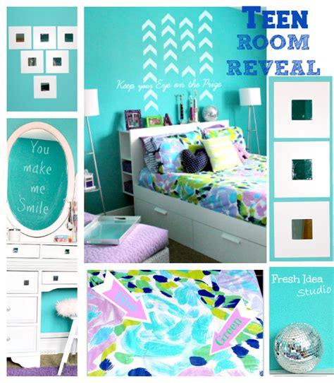 Trendy teen room reveal craft teen