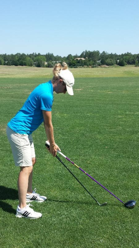 classic swing golf school classic swing golf school posture a tip from ted