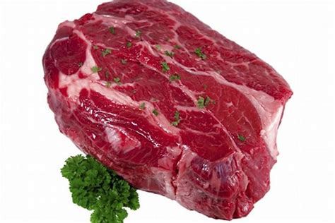 Produk Nature Stek chuck steak beef farm direct beef