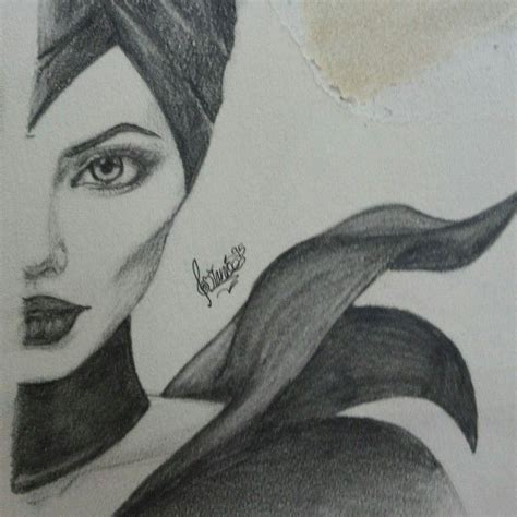 Cool Things To Draw With Charcoal by Maleficent Drawing Drawings And More Ps