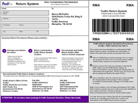rma document template image gallery rma form