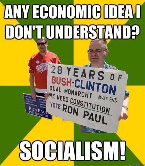 Economic Memes - any economic idea i don t understand socialism