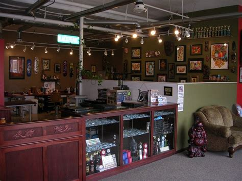 tattoo shops kenosha black pearl