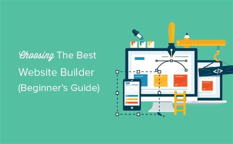best website builder how to choose the best website builder in 2018 compared