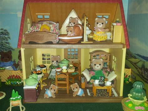 sylvanian families cottage sycamore cottage sylvanian families