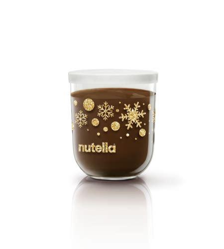 bicchieri nutella nutella regala momenti speciali per deliziare i giorni di