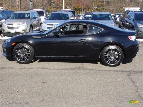 black subaru brz black silica 2013 subaru brz premium exterior