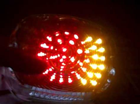sportster light turn signal combination harley davidson led integrated light low profile
