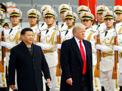donald trump visit china donald trump s visit to china is going brilliantly for xi
