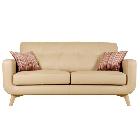 john lewis loveseat john lewis barbican medium leather sofa review compare