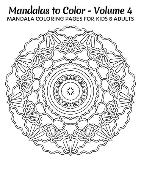 mandala coloring book for adults volume 2 938 best mandela ready to color images on