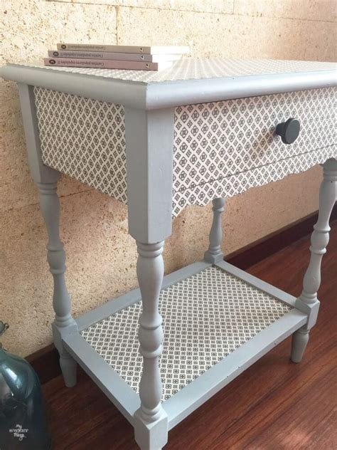 Transform Furniture by Transform Furniture With Decoupage And Milk Paint