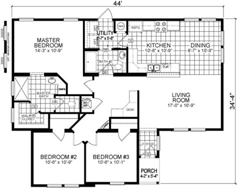 live oak mobile home floor plans ourcozycatcottage