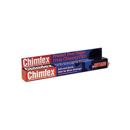 Chimney Suppressant - rutland chimfex suppressant for chimney fires