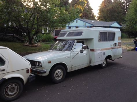 toyota chinook parts 1978 toyota chinook pop up cer