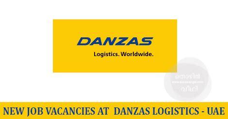 new vacancies at danzas logistics uae