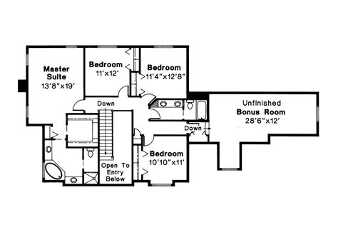 tudor floor plans tudor house plans tudor house plans livingston 30 046