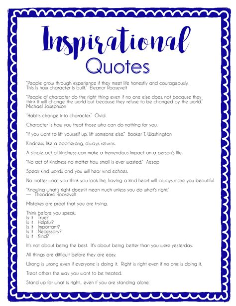 printable list of inspirational quotes inspirational quotes into artworks art is basic an