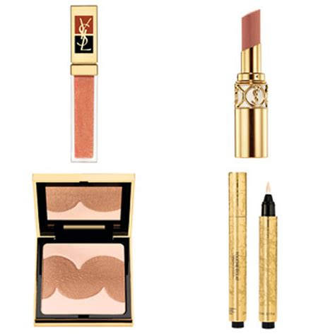 Make Up Yves Laurent ysl e la collezione make up fall 2010 vanities