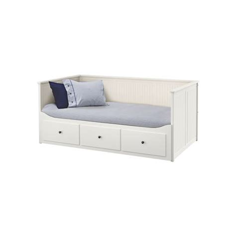 Ikea Sofa Bed Single Ikea Hemnes Daybed Frame With 3 Drawers Four Functions Sofa Single Bed Bed And