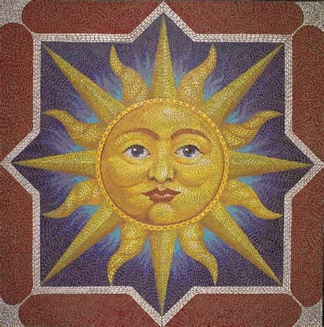mosaic pattern for sun 187 best images about sunshine on pinterest sun