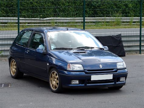 1993 renault clio williams related infomation