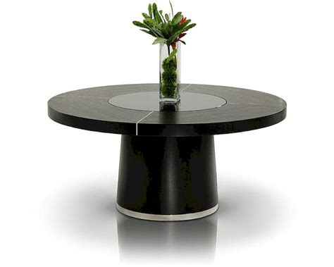 Black Oak Dining Table Black Oak Dining Table In Contemporary Style 44d850t 2