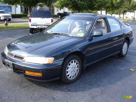 honda accord sedan 1997 1997 eucalyptus green pearl honda accord ex sedan