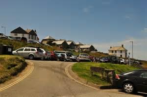 port isaac car park 169 lewis clarke geograph britain