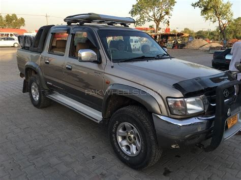 Toyota Hilux Double Cab 2003 for sale in Rawalpindi