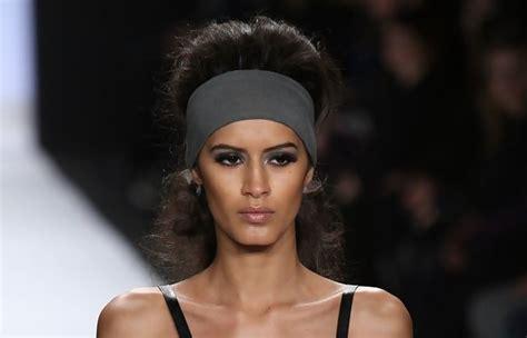 With Americas Next Top Model Jaslene by Jaslene Gonzalez For Project Runway Finale Jaslene