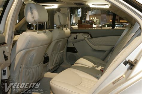S65 Interior by Picture Of 2006 Mercedes S Class