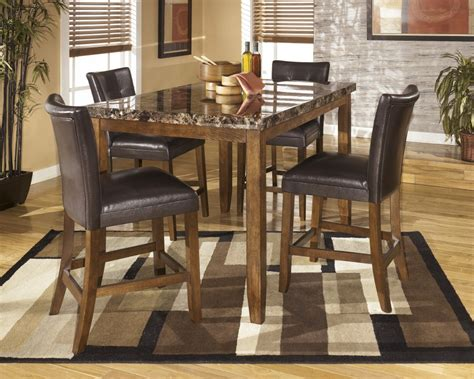 bar height dining room table lacey rectangular dining room counter height table 4 uph
