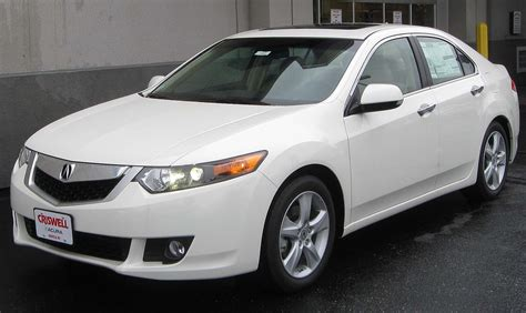 what is an acura acura tsx
