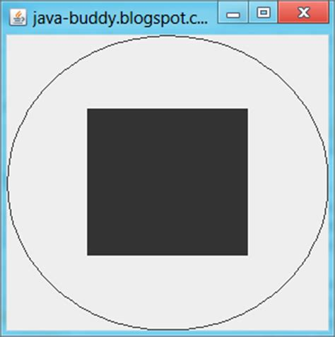 java graphics swing java buddy draw shape exle ellipse2d and rectangle2d