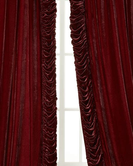 sweet dreams curtains sweet dreams pair of 90 quot l romance velvet curtains