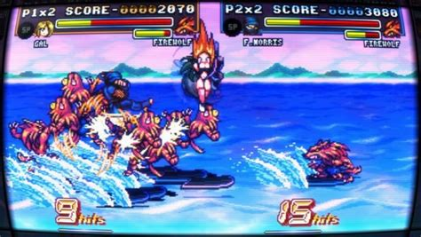 Rage Vs Fight Review J3blackgamer