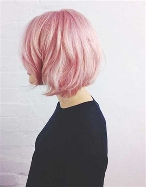 short hairstyles pink color hair color for short hair 2014 short hairstyles 2017