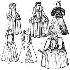 Wedding Attire During Elizabethan Era by 17 Best Elizabethan Images On Elizabethan