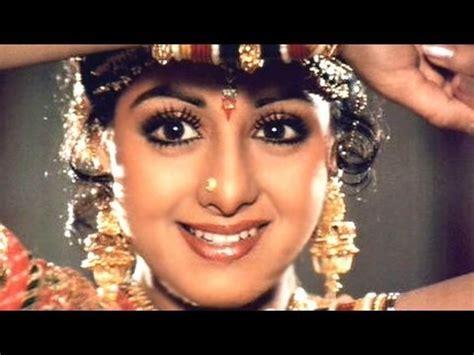 sridevi dance songs super hit songs of bollywood stars 34 sridevi youtube