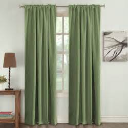 blackout curtain backing turquoize insulated thermal back tab rod pocket blackout