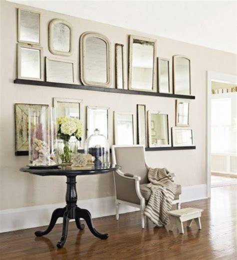decorar con espejos cuadrados decoraci 243 n de paredes con espejos 35 fotos de ideas