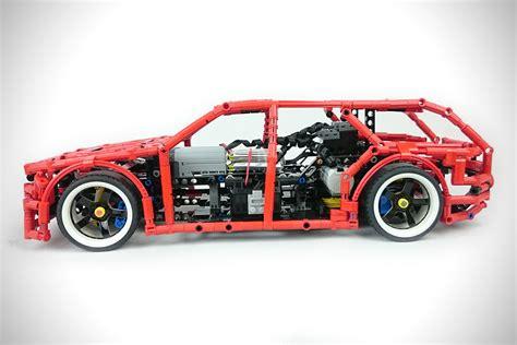 lego technic car lego technic drift wagon hiconsumption