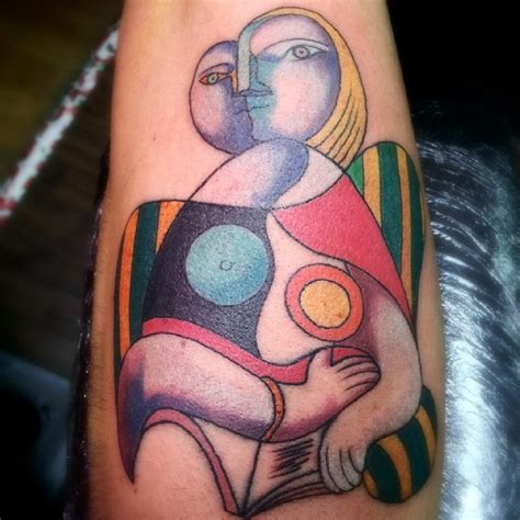 picasso tattoo artist 17 picasso tattoos for