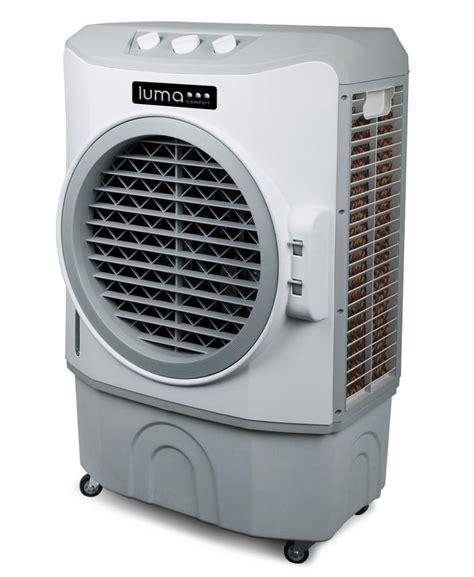 luma comfort evaporative cooler luma comfort ec220w indoor outdoor evaporative cooler