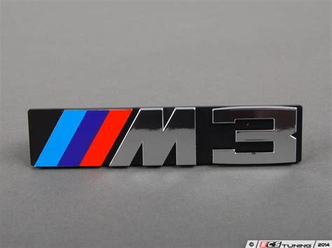 logo bmw m3 genuine bmw 51141934620 m3 grille emblem
