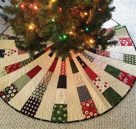 christmas tree skirt 1 countdown to christmas