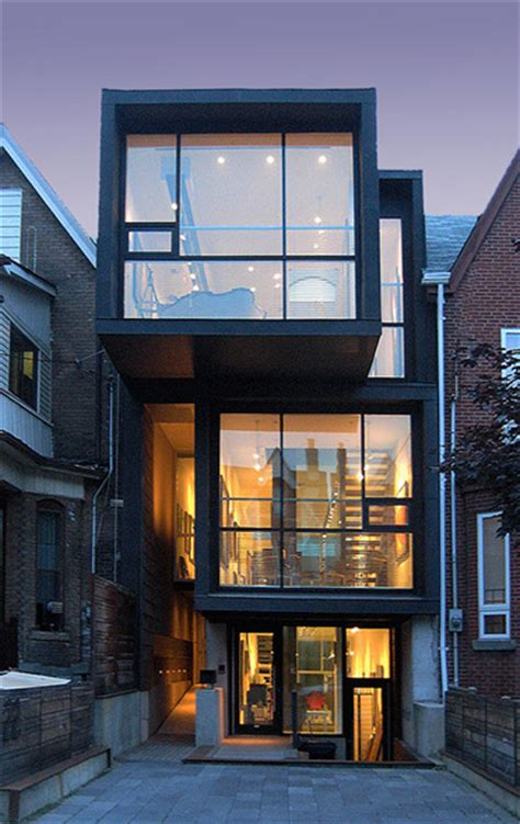 six cool and contemporary house exteriors toronto