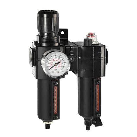 Compressed Air Filter Jmec Cp 40f chicago pneumatic cp 8940168517 1 2 quot npt metallic filter regulator lubricator 2 stage